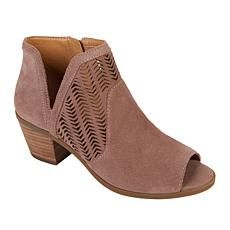 Lucky Brand Bahrie Leather Shootie