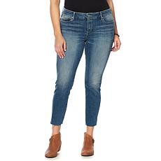 Lucky Brand Emma Mid-Rise Cropped Jean in Sunbeam - Plus
