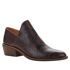 Lucky Brand Fausst Pointed-Toe Leather Shootie