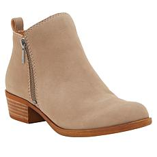 Lucky Brand Leather or Suede Bootie