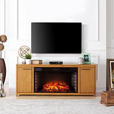 "Lymden 33"" Widescreen Electric Fireplace TV Stand"