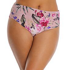 Lysa Floral Mid-Rise Swim Bottom