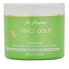 M. Asam 16.9 fl. oz. Vino Gold Foot Scrub