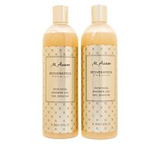 M. Asam® Resveratrol Premium Shower Gel Duo - 16.9 fl. oz.