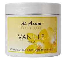 M. Asam® Vanilla Body Cream - 16.9 fl. oz.