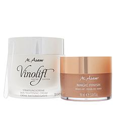 M. Asam® VINOLIFT® Tightening Cream and Magic Finish