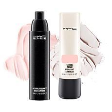 MAC Natural Radiance and Strobe Cream Duo