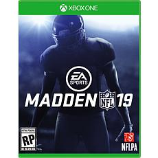 """Madden NFL 19"" Game for Xbox One"