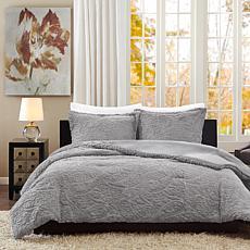 Madison Park Embroidered Comforter Mini Set - King