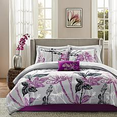 Madison Park Essentials Claremont Complete Bed Set-Twin
