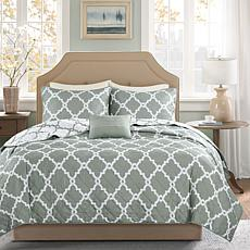 Madison Park Essentials Merritt Full/Queen 4-piece Cove