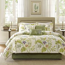 Madison Park Kannapali Comforter Set - Queen