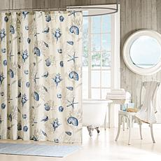 Madison Park Nantucket Shower Curtain