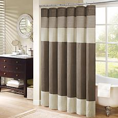 Madison Park Soloman Shower Curtain