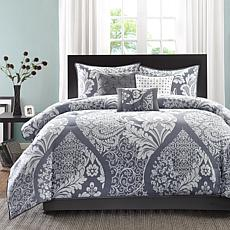 gray comforter set queen Comforter Sets | HSN gray comforter set queen