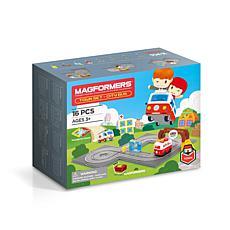 Magformers City Bus Set