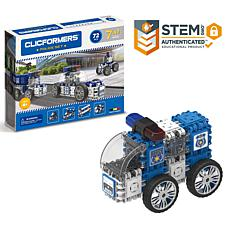 Magformers® Clicformers Police 72-piece Set
