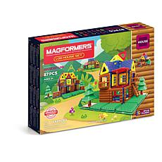Magformers Log House 87-Piece Set