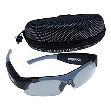 Magnavox Full HD Camcorder Sunglasses with 16GB microSD Card