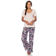 Maidenform Love Lounge Packaged Pajama Set