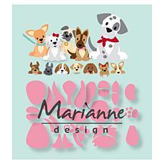 Marianne Design Collectables Eline's Puppy