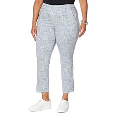 MarlaWynne FLATTERfit Pant with Pockets