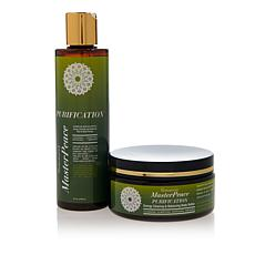 MasterPeace Purification Bath & Body Duo