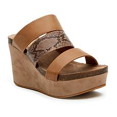 Matisse Beach Gina Wedge Sandal
