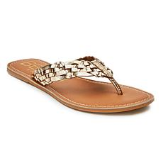 Matisse Beach Make Waves Leather Sandal