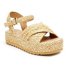 Matisse Beach Sunshine Platform Peep-toe Sandal