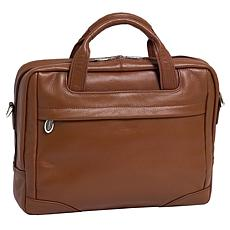 McKlienUSA Montclare Leather Laptop Case