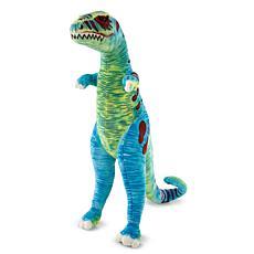 Melissa & Doug Giant T Rex - Plush