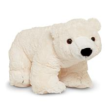 Melissa & Doug Glacier Polar Bear Plush