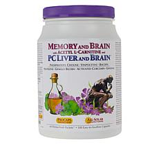Memory and Brain with ALC and PC Liver and Brain - 60 Packets
