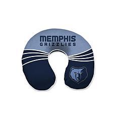 Memphis Grizzlies Memory Foam U-Neck Travel Pillow