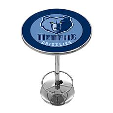 Memphis Grizzlies NBA Chrome Pub Table