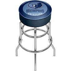 Memphis Grizzlies NBA Padded Swivel Bar Stool