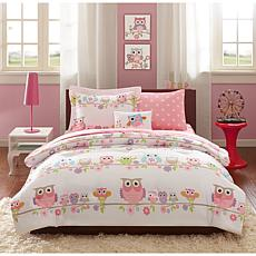 Mi Zone Kids Wise Wendy Complete Bed and Sheet Set F