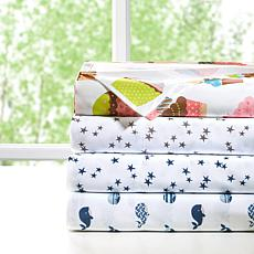 Mi Zone Printed Sheet Set - Multi - Twin