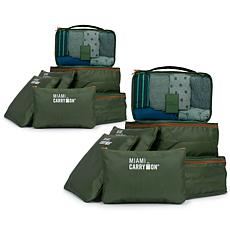 Miami Carryon Collins 12-Piece Packing Cubes