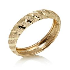 Michael Anthony Jewelry® 10K 4mm Band Ring