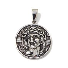 Michael Anthony Jewelry® Christ Head Pendant/Charm