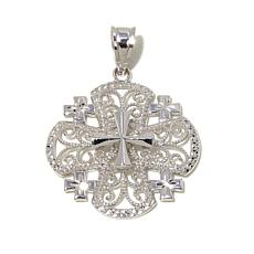 Michael Anthony® Jewelry Jerusalem Cross Pendant