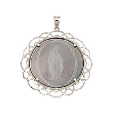Michael Anthony Jewelry® Miraculous Mary Pendant