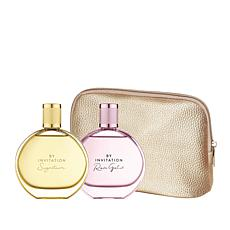 Michael Buble 2-piece Rose Gold and By Invitation EDP Set