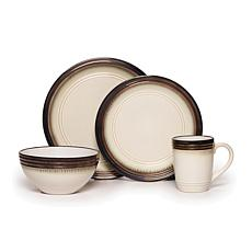 Mikasa Gourmet 16-piece Bailey Dinnerware Set