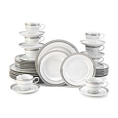Mikasa Platinum Crown 40-piece Place Setting