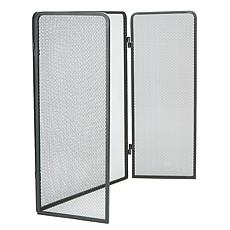 Mind Reader Fireplace Protector Screen