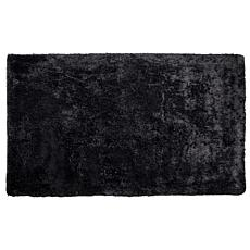 "Mind Reader Lush PV Fur High Pile Non-slip Rug - 72.44"" x 107.48"""
