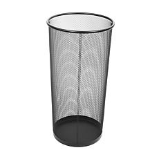 Mind Reader Metal Mesh Umbrella Holder Basket
